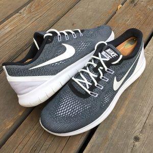 Men's NIKE FREE RN FLEX Lightweight Running Shoes